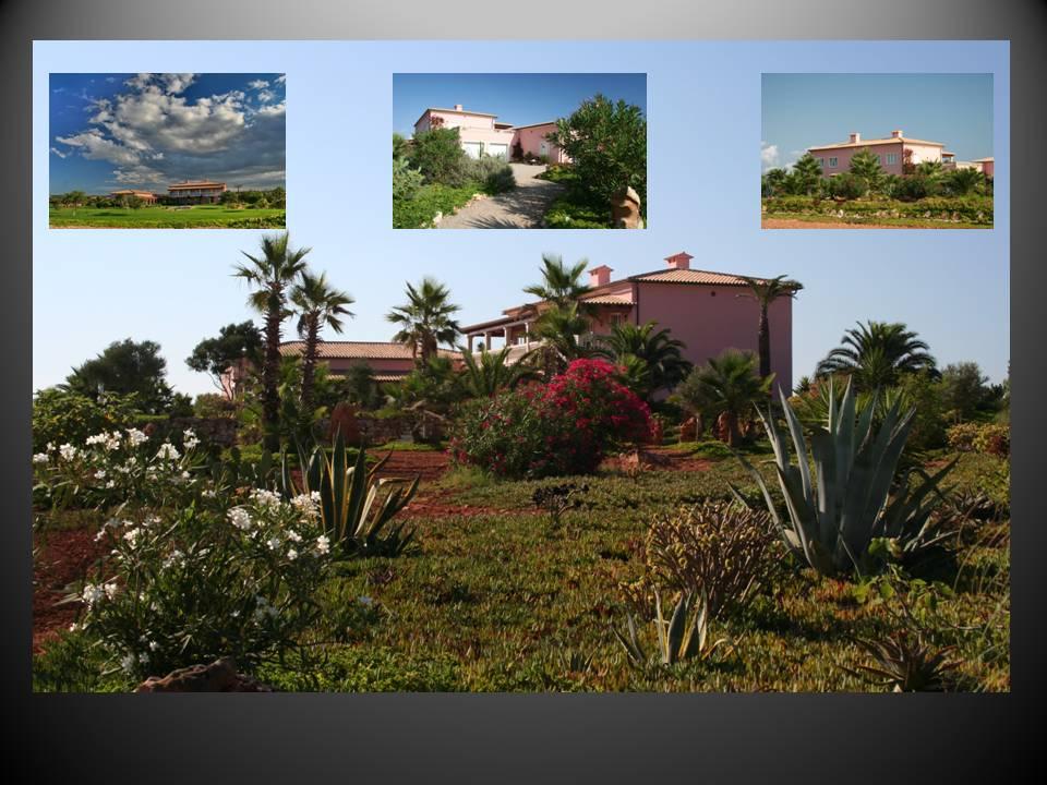 Mallorca ansicht view vista for La casa rosa milano